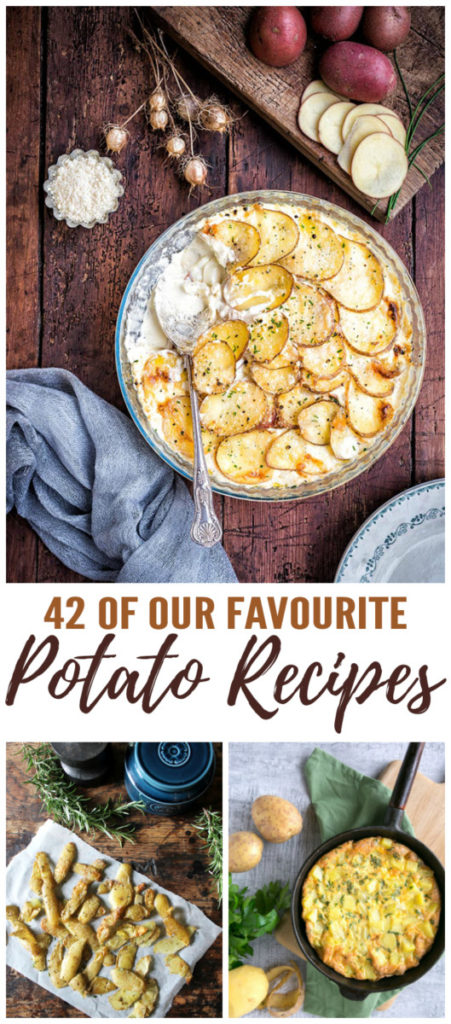 42 Favourite Potato Recipes Pinterest