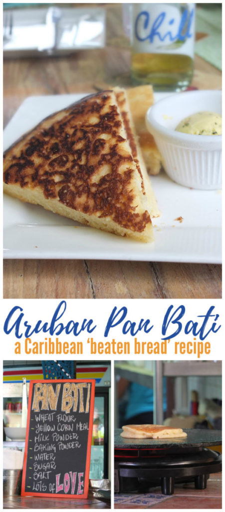 Aruban Pan Bati Recipe Pinterest