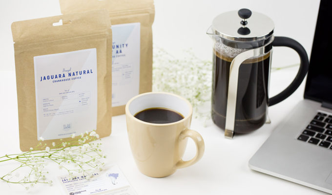 Win a 3 Month Subscription from Blue Coffee Box