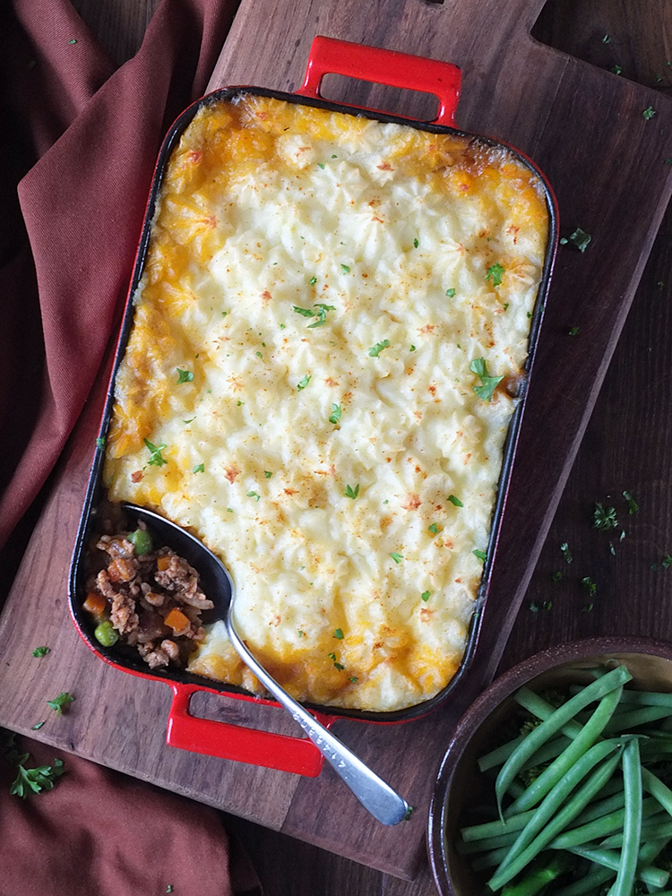 Classic Shepherds Pie Recipe