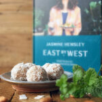 "Coconut, Lime & Mint Ladoo ""Energy Balls"""