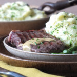 Cream Cheese & Chive Mashed Potatoes