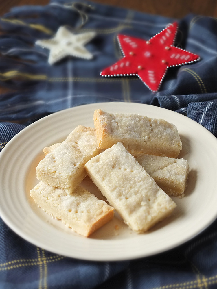 Traditional All Butter Scottish Shortbread Cookies Elizabeth S