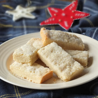 Scottish All Butter Shortbread Fingers