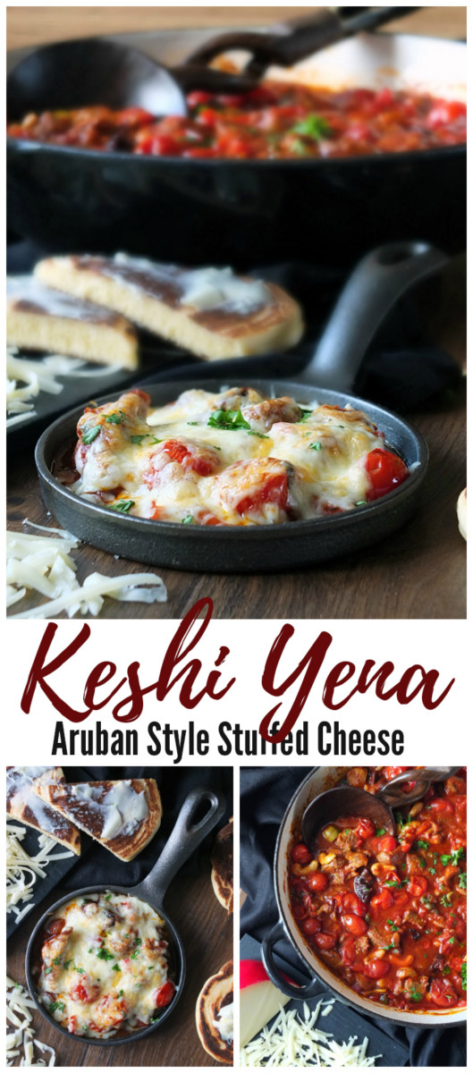 Aruban Keshi Yena Recipe