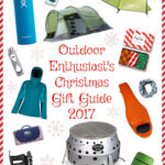 Christmas Gift Guide for Outdoor Enthusiasts 2017
