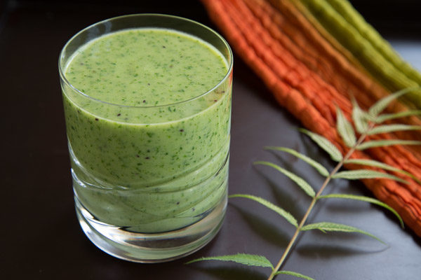 Healthy Green Smoothie Recipe by Spice Drops