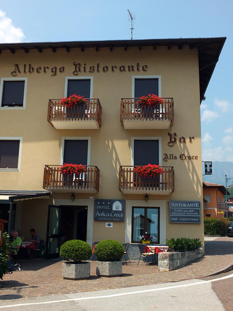 Hotel Antica Croce Tenno Italy