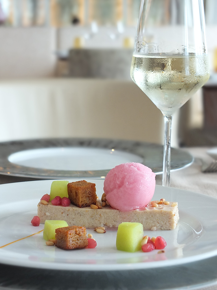 Luminae Dessert Celebrity Equinox Cruise