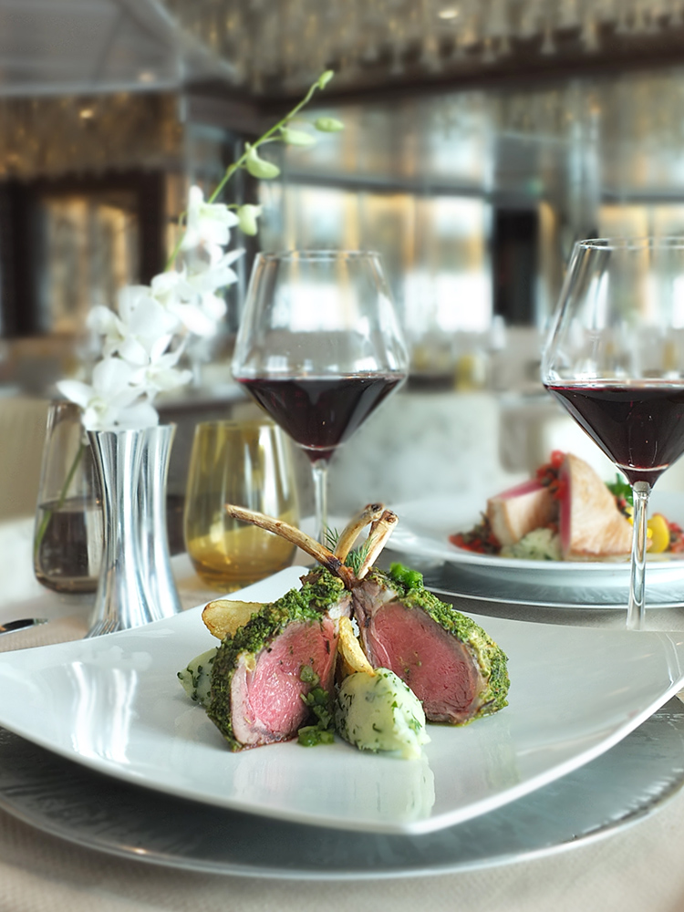 Fine Dining Onboard a Celebrity Equinox Cruise