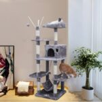 Win a Songmics Cat Tree Activity Centre worth £49!