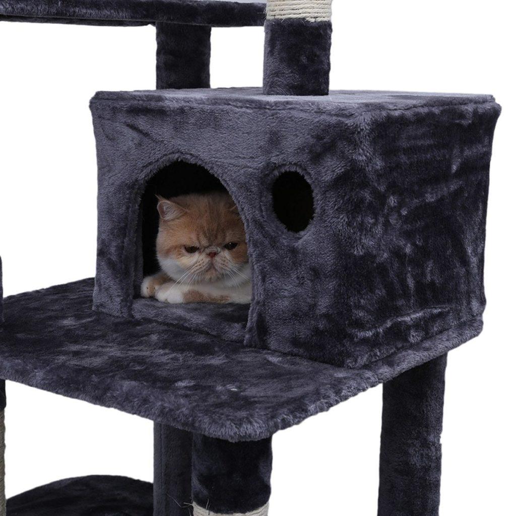 Songmics Cat Tree Activity Centre