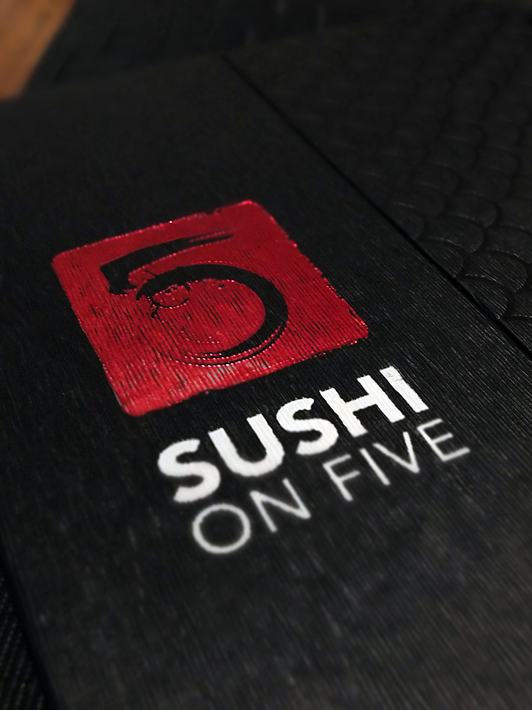 Sushi on Five Celebrity Equinox Review