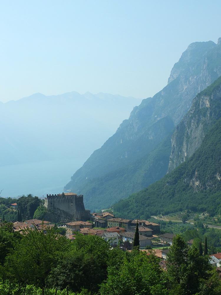 Tenno Castle Italy