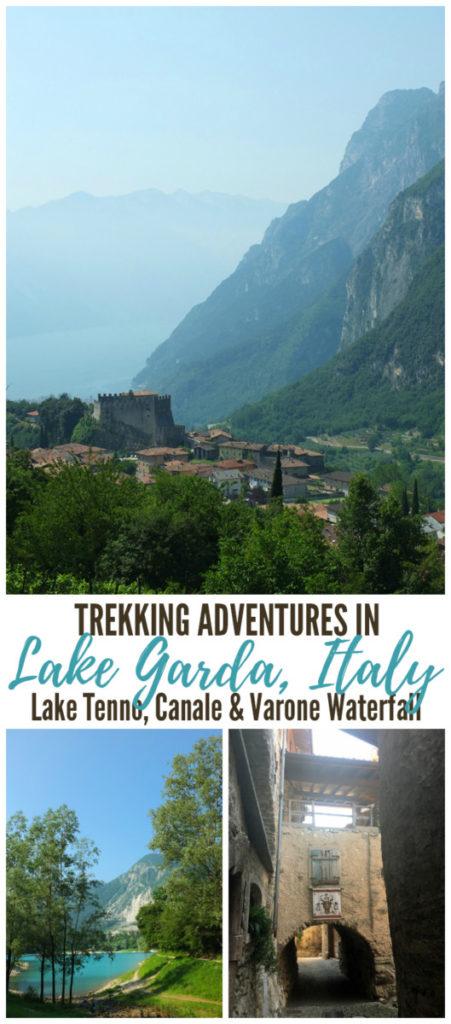 Trekking in Garda Trentino Italy Pinterest