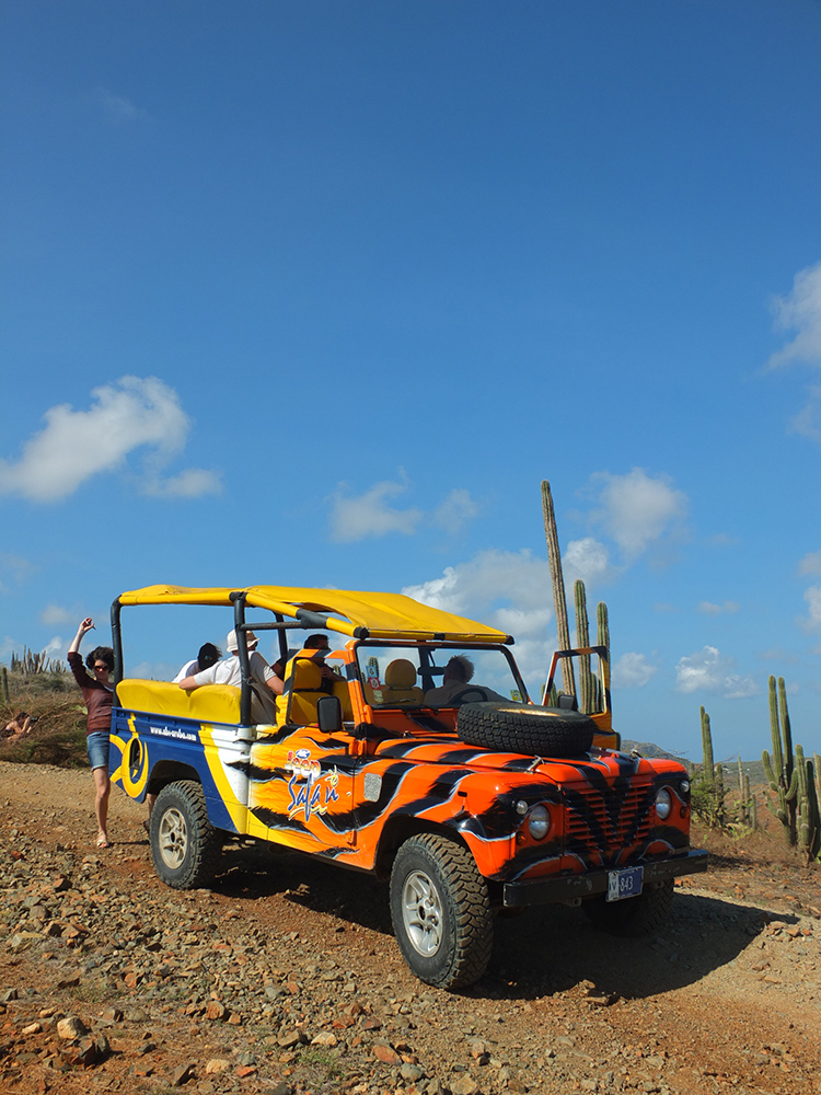 ABC Jeep Tours Aruba