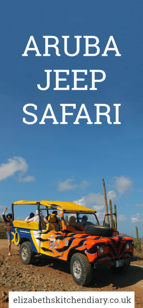 Aruba Jeep Safari - go on an epic adventure and explore the Caribbean Island of Aruba!
