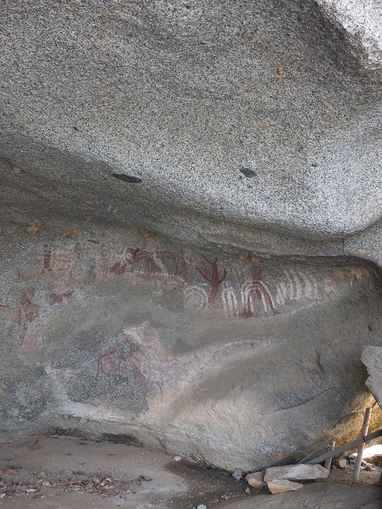 Ayo Rock Formations Aruba Arawak Petroglyphs 2