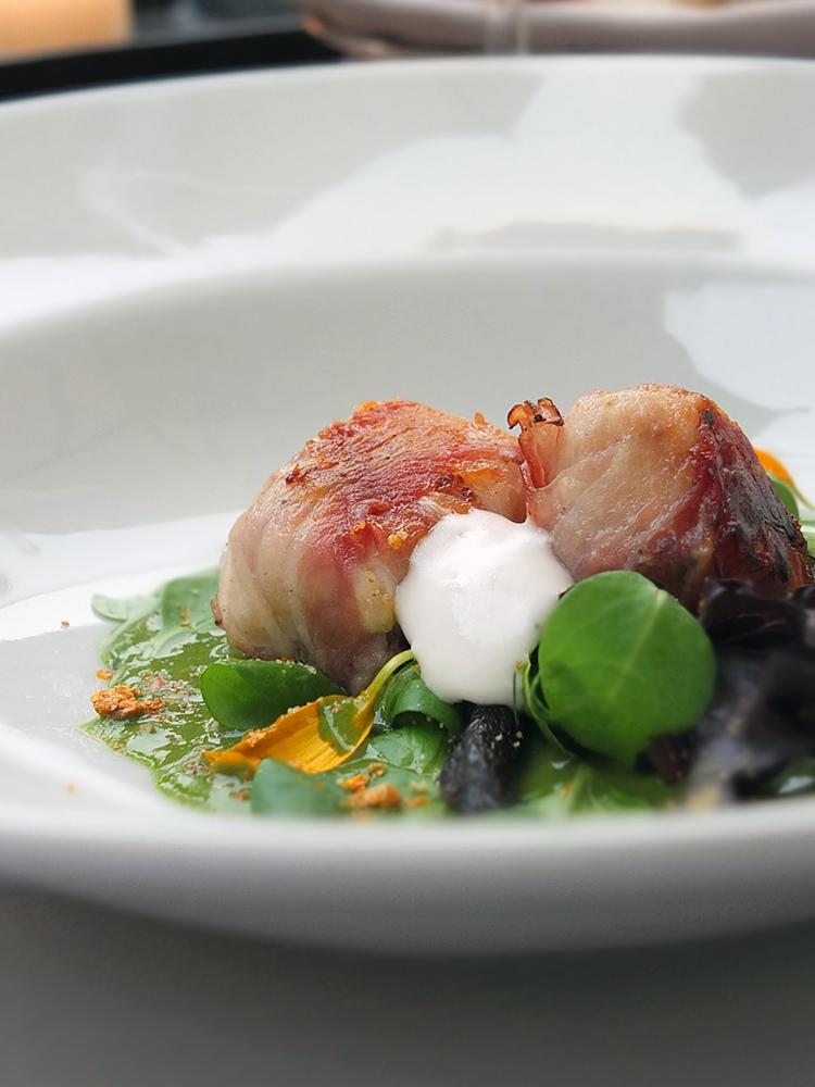 Villetta Annessa Riva del Garda Rabbit Salad