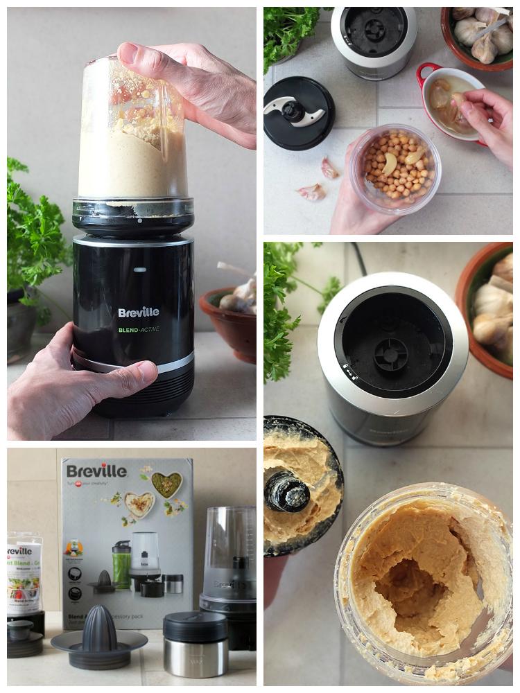 Breville - Hummus Challenge