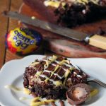 Gluten-Free Creme Egg Easter Brownie Recipe