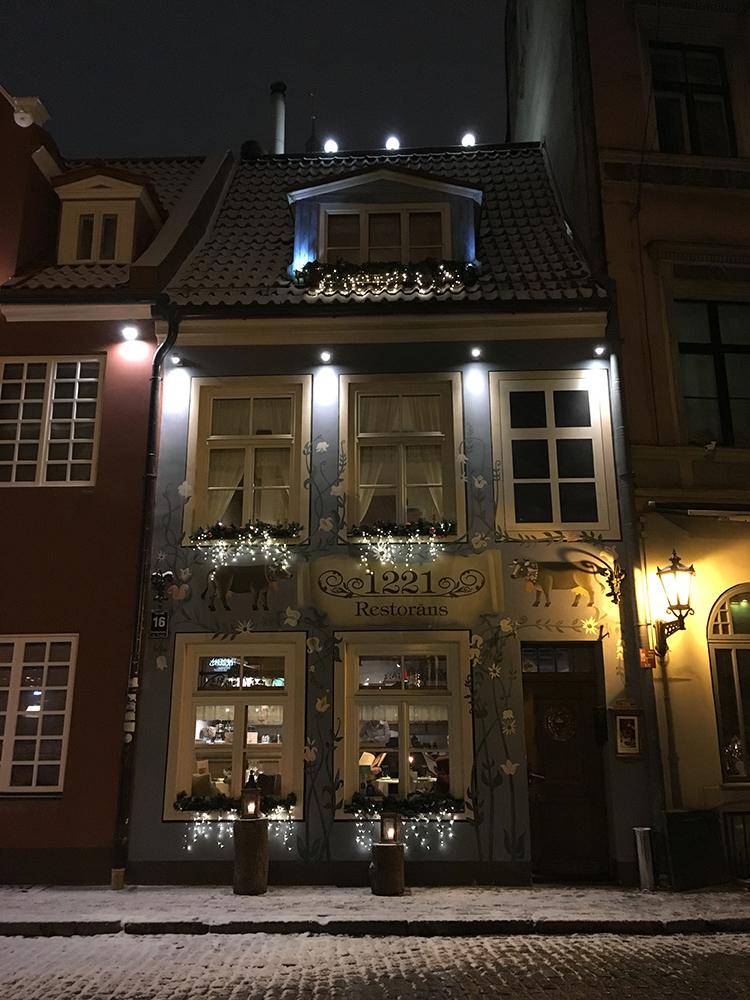 Restorans 1212, Riga, Latvia