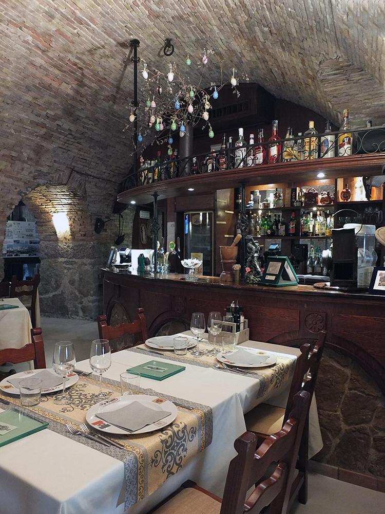 Al Fortino Restaurant Riva del Garda Italy