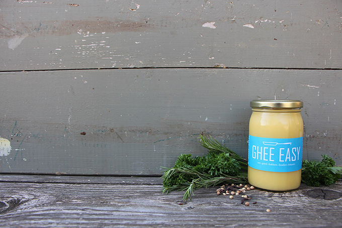 Ghee Easy Clarified Butter