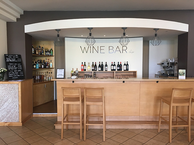 Hotel Luise Riva del Garda Italy Wine Bar