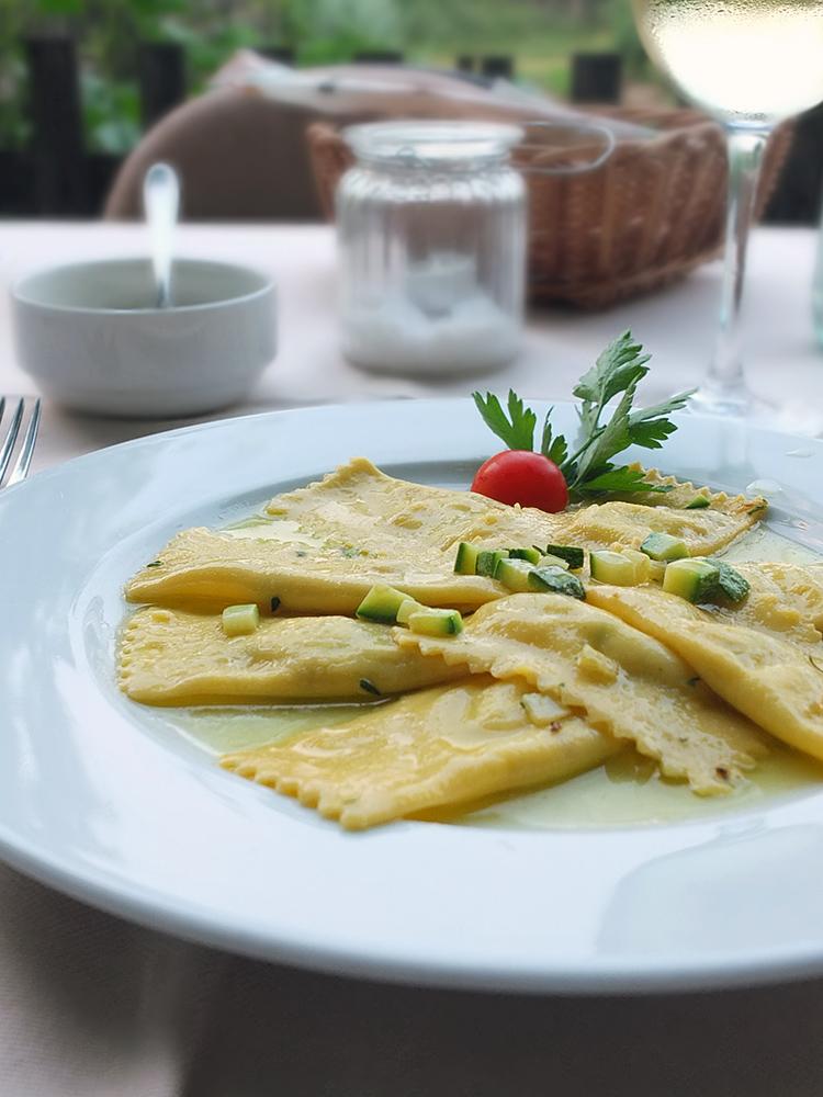 Osteria le Servite, Riva del Garda, Italy