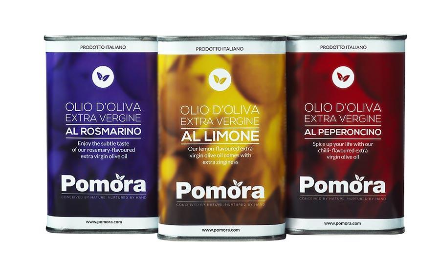Pomora Spring Olive Oil