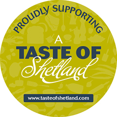 Proudly Supporting a Taste of Shetland