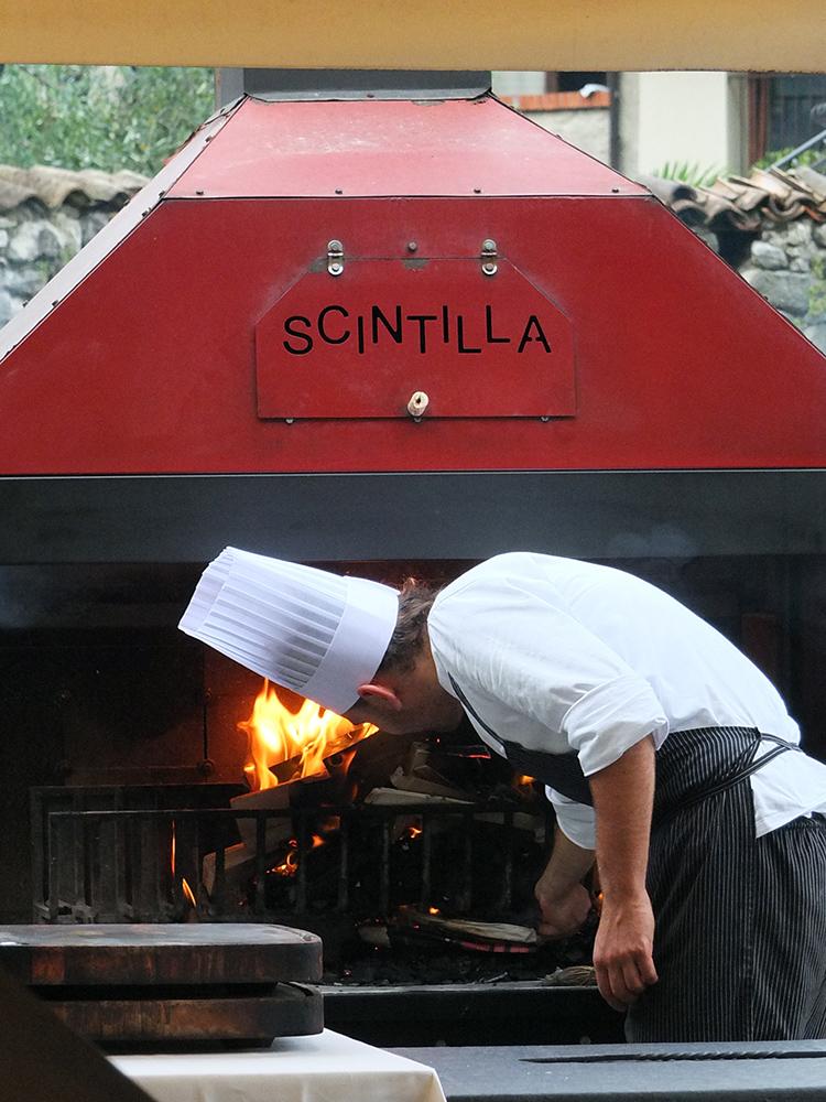 Villetta Annessa Outdoor Grill