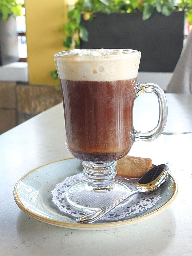 Caribbean Coffee Cocktail Aruba