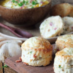 Easy Cheese and Bacon Scones Recipe