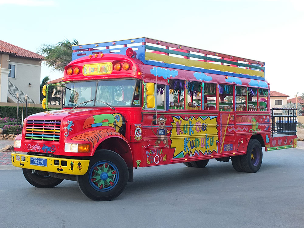 Kukoo Kunuku Wine Tour Aruba