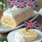 Royal Wedding Lemon & Elderflower Meringue Swiss Roll Recipe