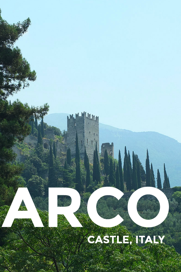 Visit this 12th-century castle in Arco, Northern Italy