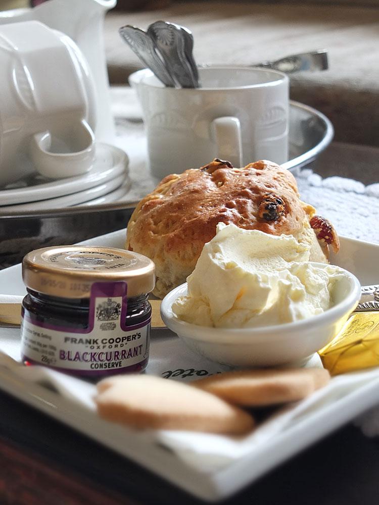 Busta House Brae, Shetland - Afternoon Tea
