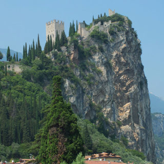 Il Castello di Arco - Arco Castle - Trentino, Northern Italy