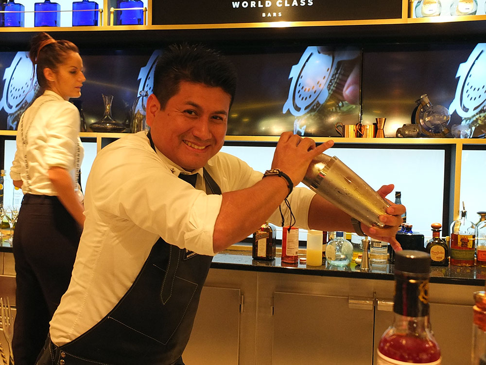 Celebrity Equinox Mixology Class