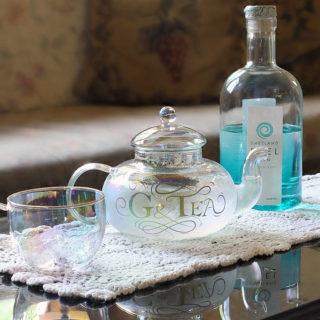Shetland Reel Cucumber & Mint Afternoon G&Tea Cocktail