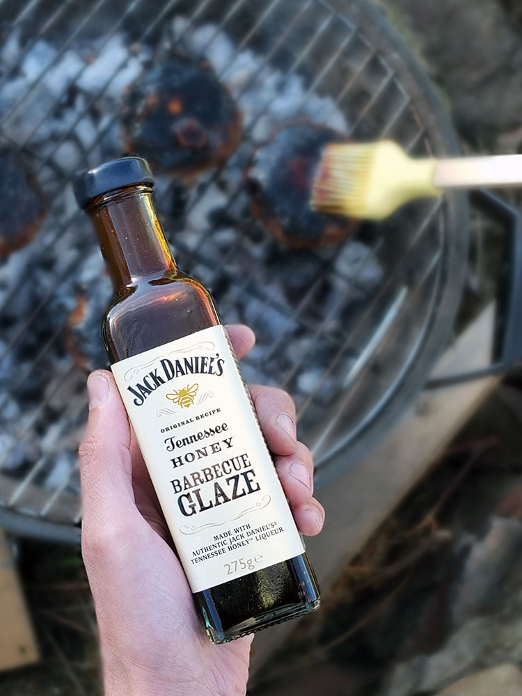Jack Daniel's Honey Barbecue Glaze