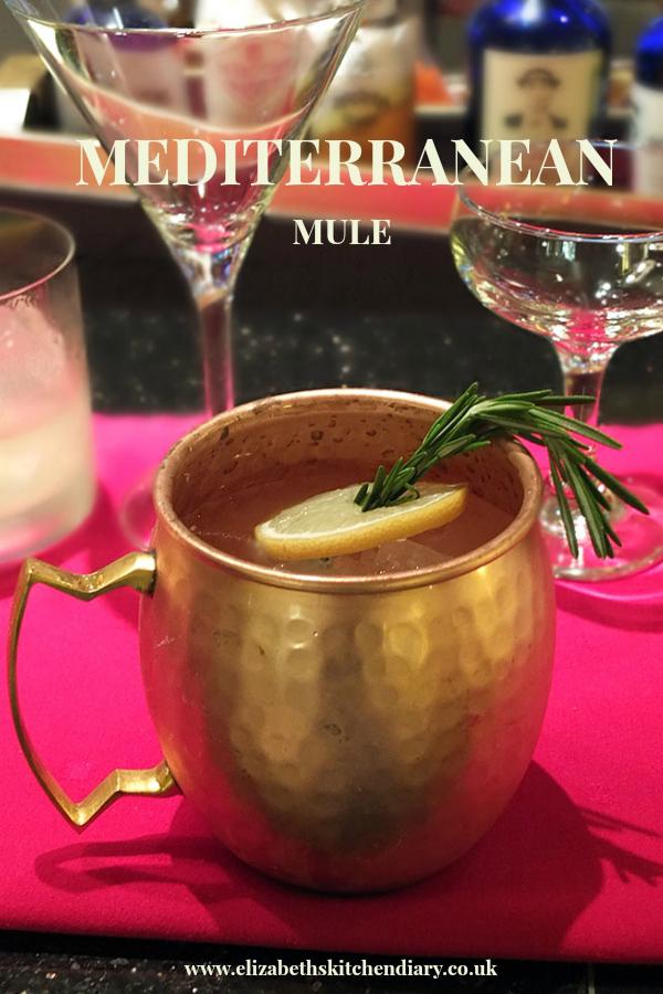 Mediterranean Mule Recipe