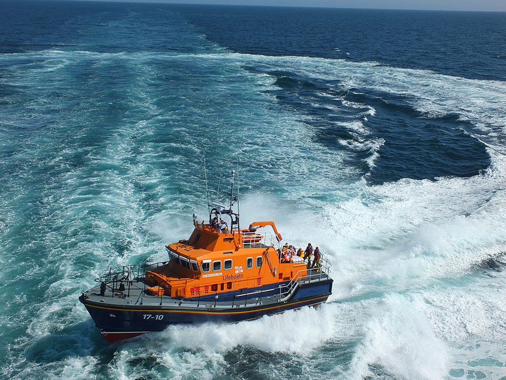 RNLI Open Day - Bressay Cruise