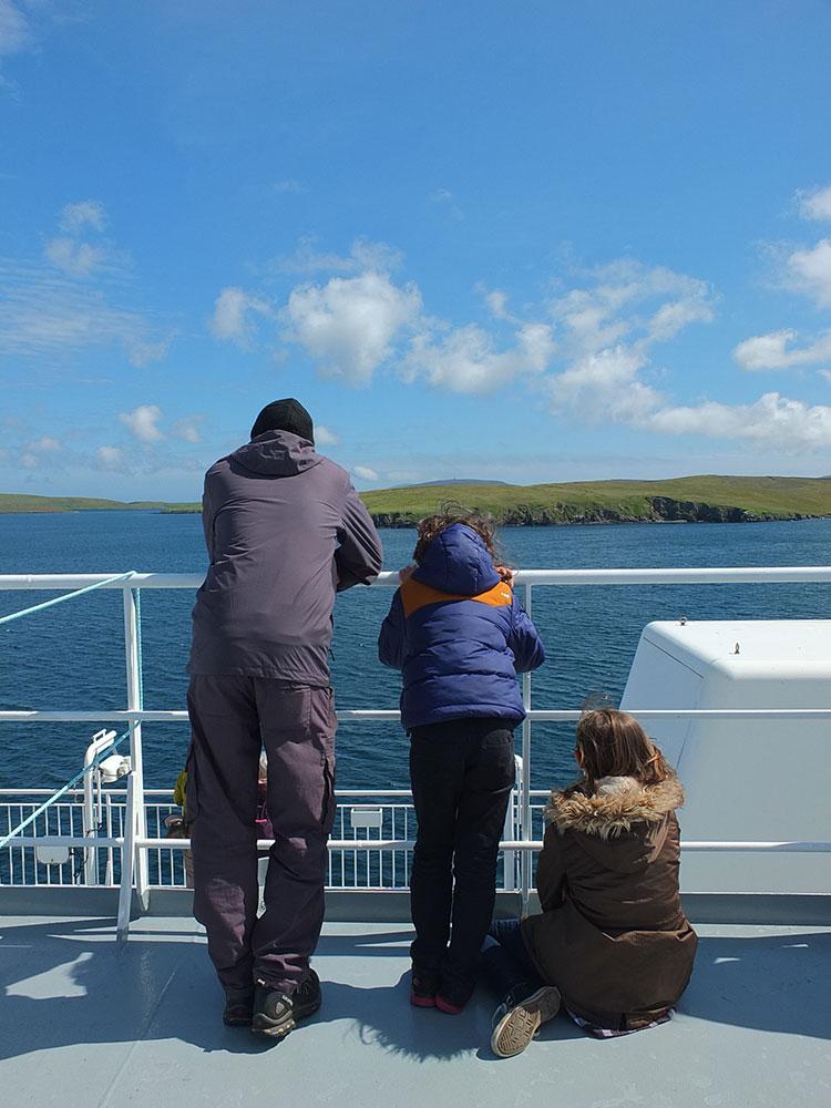 RNLI Open Day - Bressay Cruise
