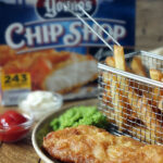 Young's Fakeaway: Classic Fish & Chips with Twice-Cooked Chips & Mushy Peas