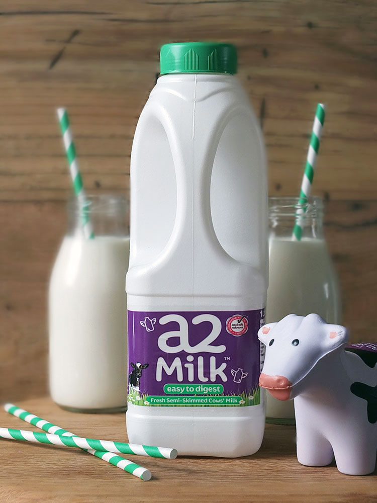 a2 Milk Tummy Troubles Campaign