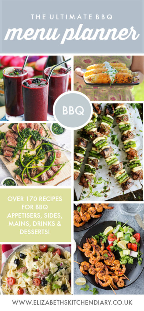 Over 170+ BBQ Recipes to help you plan the ultimate summer BBQ!