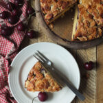 Swedish Cherry Tosca Cake Recipe (Toscakaka)